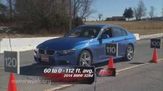 BMW 328D Sedan 2014 Videos