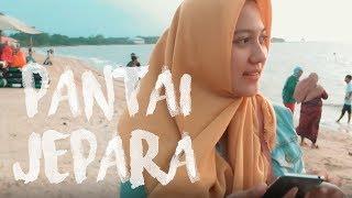 CEWEKNYA CANTIK 😍 ! Keindahan Pantai Teluk Awur Jepara Gak Kalah Sama Bali (SAM KOLDER INSPIRED)