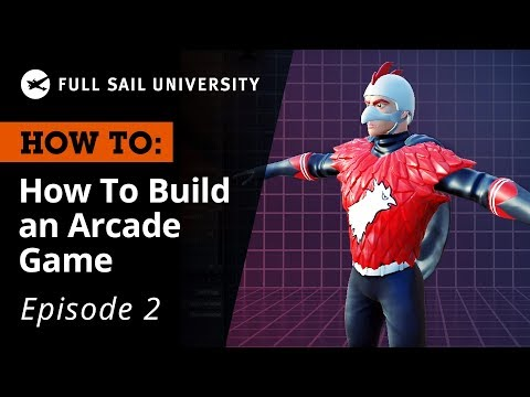 How To: Build an Arcade Game 2