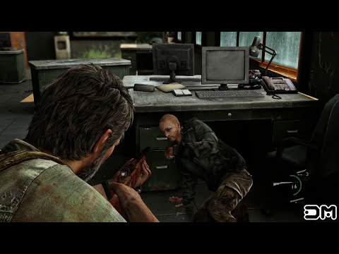 The Last of Us Remastered - Most Violent Kills/Deaths (All Deaths)