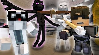 Minecraft Mod Showcase Roleplay - MUTANT CREATURES MOD! (Custom Roleplay)
