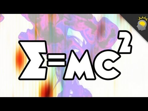 E=MC2 Explained - Epic Science #44