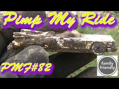 PMF#82 Pimp My Ride - Metal Detecting 2017