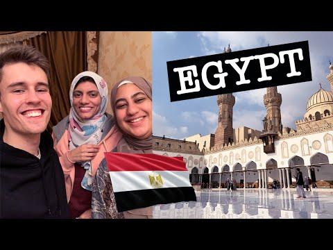 EGYPT First Impressions الانطباعات الأولى عن مصر