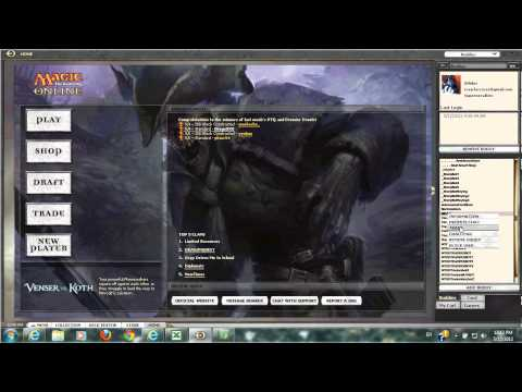 Magic the Gathering Online arbitrage trading