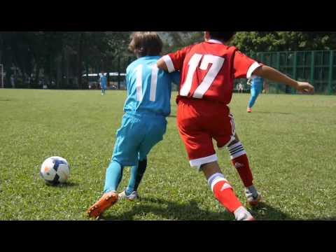 Jockey Club Youth League U13 Tai Chung vs South China  (1st half)