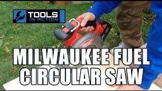 "Milwaukee M18 FUEL 6-1/2"" Circular Saw 2730"