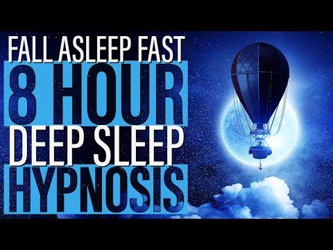 Sleep Hypnosis for a Deep Sleep for 8 Hours