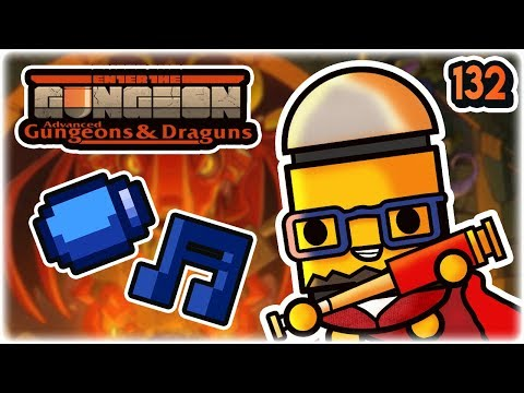 Meganome   Part 132   Let's Play: Enter the Gungeon Advanced Gungeons and Draguns
