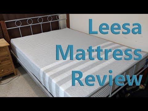 Leesa UK Mattress Review