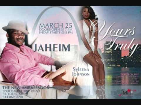 Jaheim and Syleena Johnson