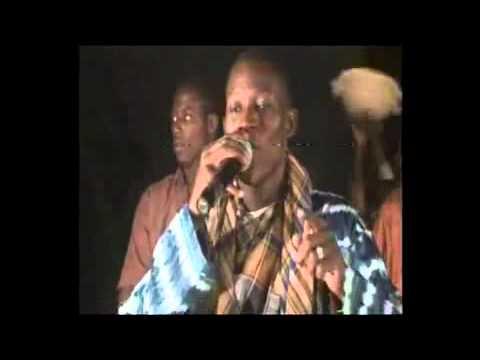 Zikiri Solomane Diarra à la dedicace de SANA