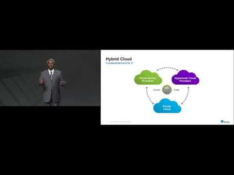 NetApp ASEAN Virtual Insight 2015 - Together We Can Embrace The Hybrid Cloud