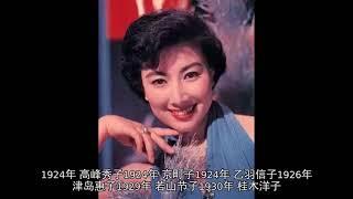 所长今天看到一张1920年的日本老照片,照片上的人颜值很高长相很像娜扎...