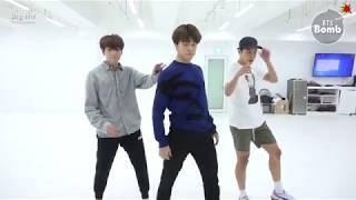 613 BTS HOME PARTY Practice 2 - Unit stage '삼줴이(3J)' - BTS (방탄소년단)