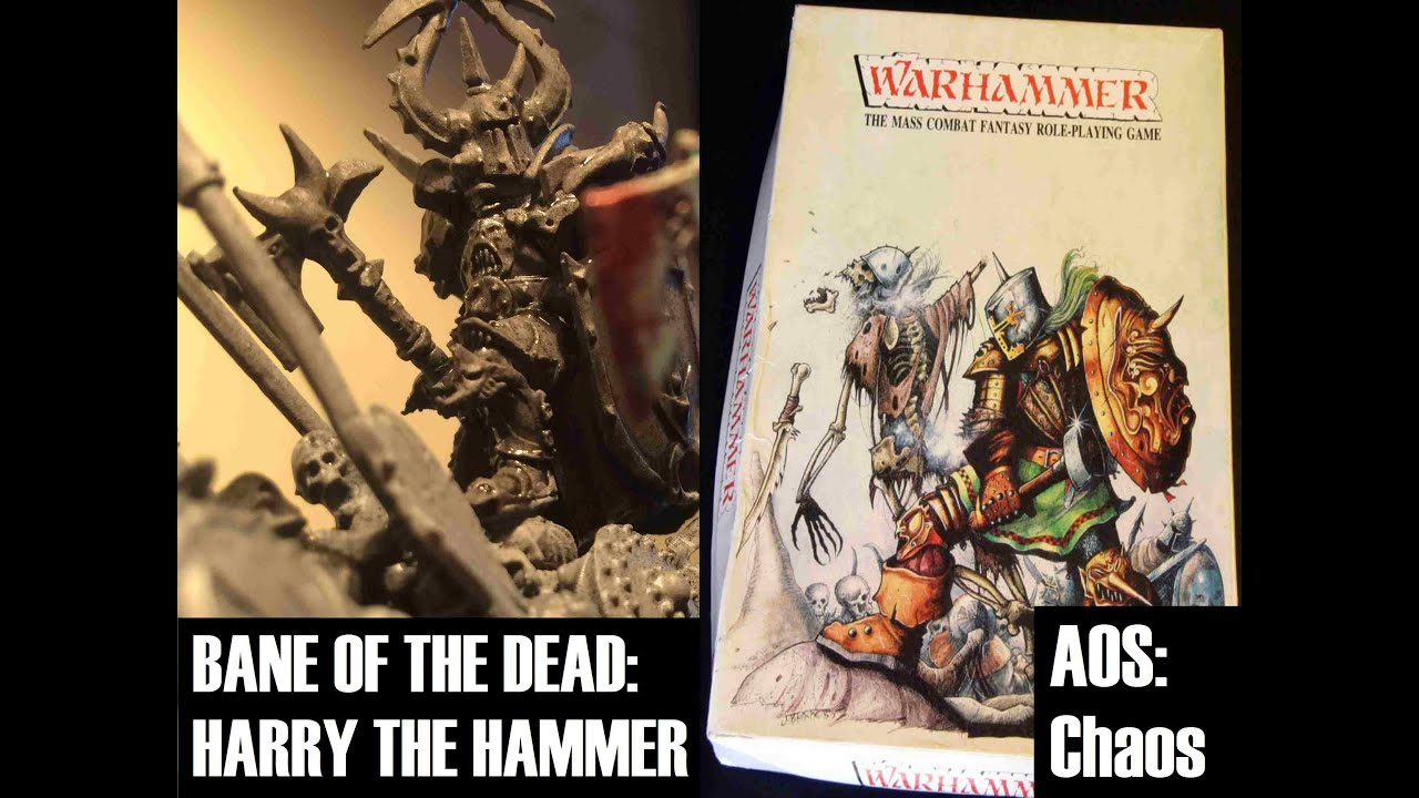 Download Arming the Second Warrior unit + Harry the Hammer
