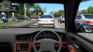 City Car Driving - Toyota Cresta