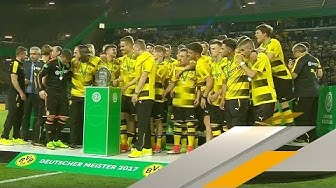 ReLive | Borussia Dortmund - FC Bayern München | U19-Bundesliga | Fussball Finale | SPORT1