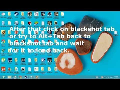[NOT WORKING ANYMORE]Blackshot Hack (SEA)