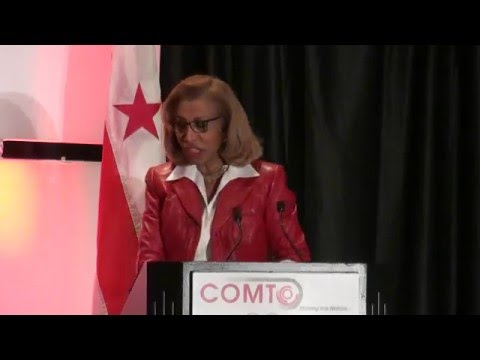 COMTO 2016 Celebration Women Who Move the Nation