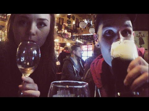TRAVELLING TO DUBLIN IRELAND | DAY 1 VLOG