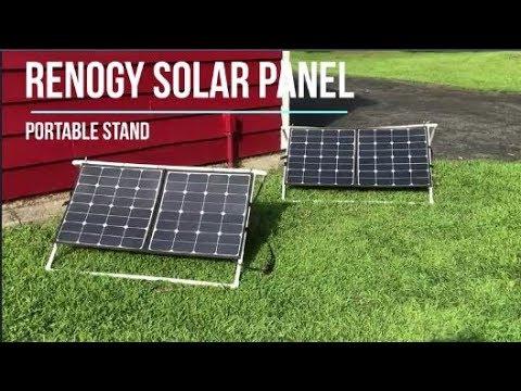 building-renogy-solar-panel-portable-stand