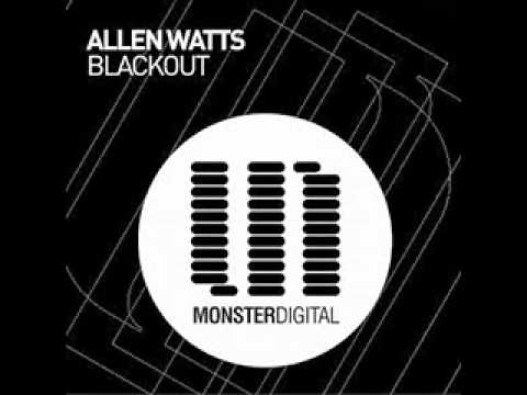 Allen Watts - Blackout (Radio Edit)