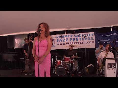 """Planet D Nonet, """"I've Got it Bad"""", LIVE@ Summer Solstice Jazz Festival 2017"""