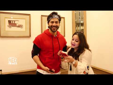 Varun Dhawan With Rj Heena | Phone Mein Jhanko