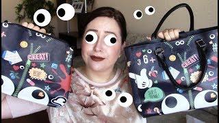 Необычные бюджетные сумки с Shein: ПРИЧЕМ ТУТ ШПИНГАЛЕТ?! o_O