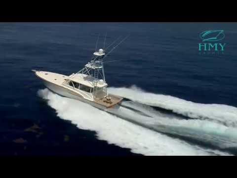 2005 Donzi 58' Express LION'S DEN - For Sale With HMY Yachts