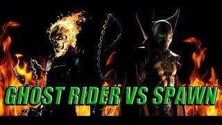 "Trailer Fan: ""Ghost Rider VS Spawn"""