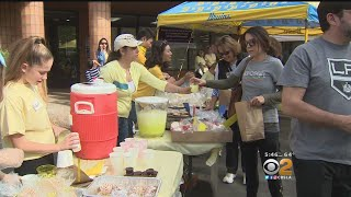 Lemonade Stand Raises $52K For Victims Of Borderline Bar Shooting, Woolsey And Hill Fires