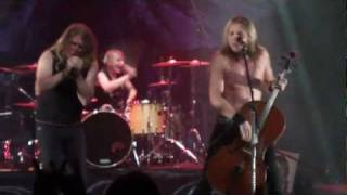 Apocalyptica ► I Don't Care [Montevideo 13.01.2012]