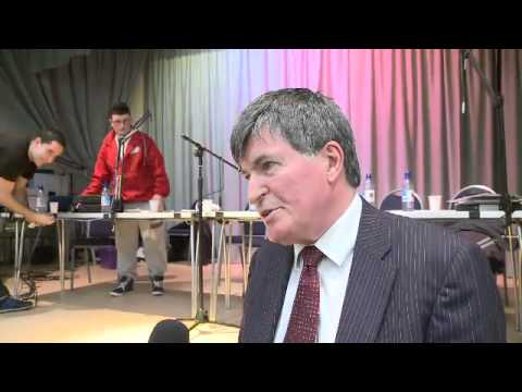Sheridan v Donohoe - the debate they wouldn't let us film