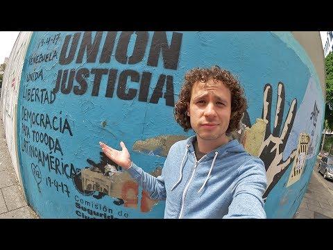 Llegando a VENEZUELA! ¿Realmente está como dicen? | Primeras impresiones