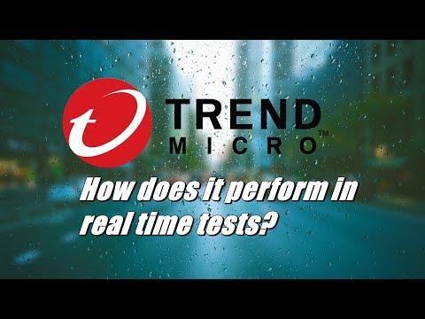 TrendMicro+ 2018   Demonstration   A-V Test #21