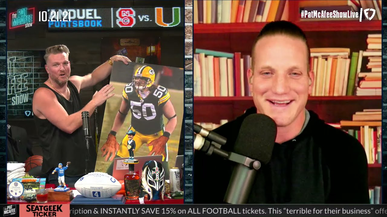 Download The Pat McAfee Show | Thursday October 21st, 2021