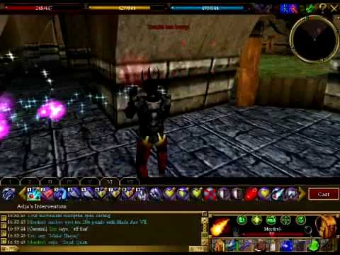 Rookie PvP Video part 1 (Asheron's Call)