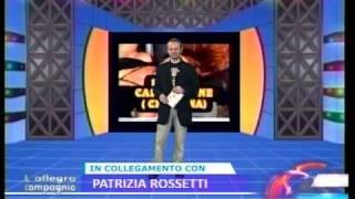 Telefonata a Patrizia Rossetti