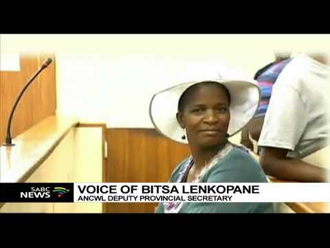 ANC North West to remove Bitsa Lenkopane from candidates list