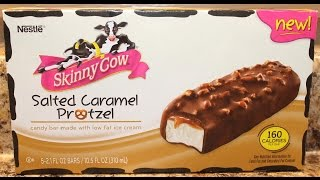 Ice Creamed My Pants - Nestle Skinny Cow Salted Caramel Pretzel
