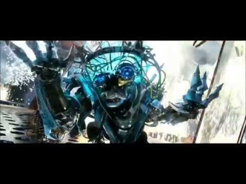 Transformers A.O.E. Brains scenes - YouTube