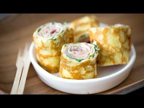 recette-:-crêpes-au-jambon-et-fromage-frais