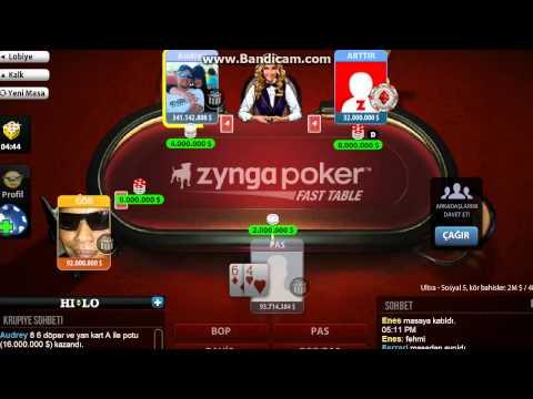 Texas HOldem Poker - table 2m/4m