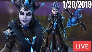 🔴 NEW ITEM SHOP COUNTDOWN || January 21st New Skins || Daily Fortnite Item Shop 🔴