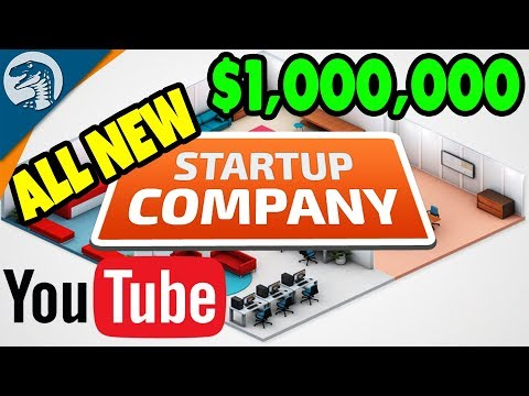 MAKING A BETTER YOUTUBE, BIG MONEY & NEW OFFICES | Startup Company Gameplay