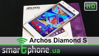 archos Diamond S - Обзор смартфона толщиной 6,5 мм