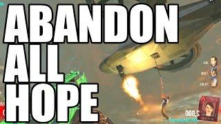Abandon All Hope Achievement Trophy Guide | COD Advance Warfare Ascendence DLC