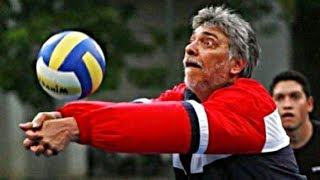 Coaches Play Volleyball |VeryFunny Moments (HD)